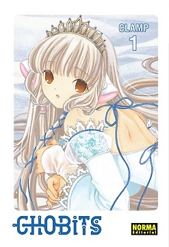 CHOBITS nº 1 (Ed. Integral)