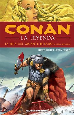 CONAN LA LEYENDA HC 1