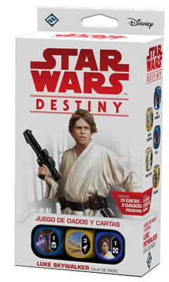 Caja de inicio Luke Skywalker