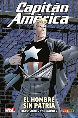 Capitán América El hombre sin patria