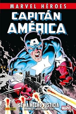 Capitán América de Mark Gruenwald   1  Se ha hecho justicia