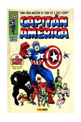 Capitan America: La leyenda viviente