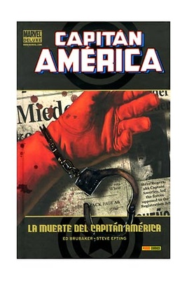 Capitan America 5: La muerte del Capitan America