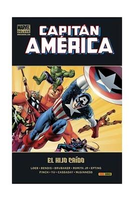 Capitan America El hijo caido