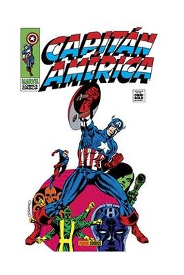Capitan America El hombre bajo la mascara