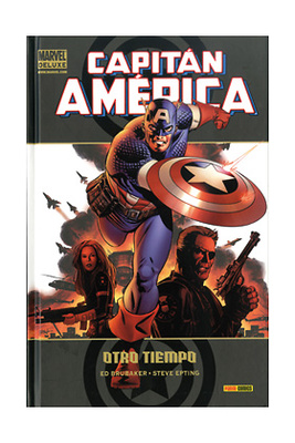 Capitan America nº 1: Otro tiempo