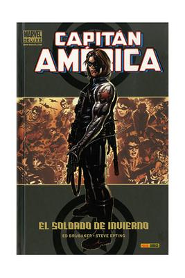 Capitan America nº 2: El soldado de Invierno