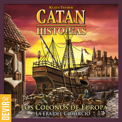 Catan Colonos de Europa