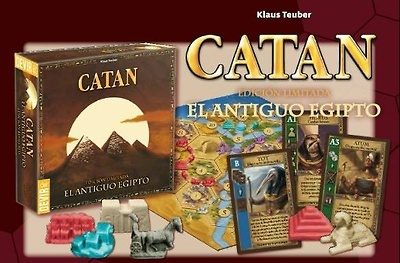 Catan El antiguo Egipto