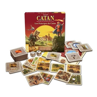 Catan Los Príncipes De Catan