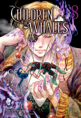 Children of the Whales, Vol. 8