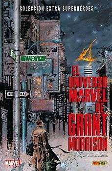 Colección Extra Superhéroes nº 68 El universo Marvel de Grant Morrison