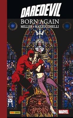 Colección Frank Miller Daredevil Born Again