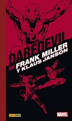 Colección Frank Miller Daredevil de Frank Miller y Klaus Janson