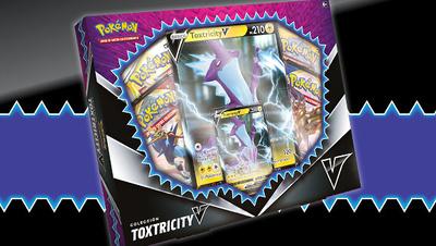 Colección Toxtricity V de JCC Pokémon