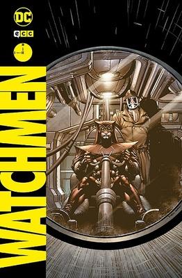 Coleccionable Watchmen núm. 05 (de 20)