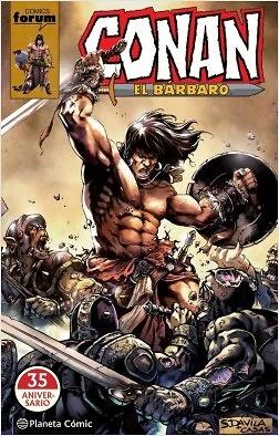 Conan El Bárbaro 35 Aniversario