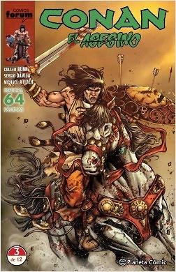 Conan El asesino nº 3 / 12