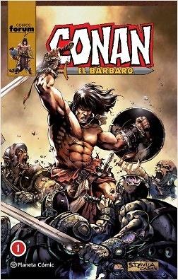 Conan El bárbaro (integral) nº 01/08