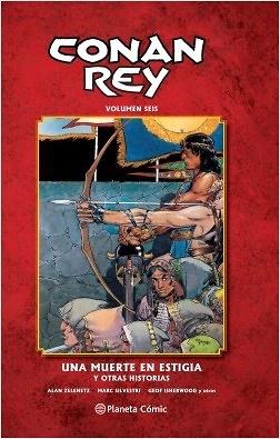 Conan Rey nº 6