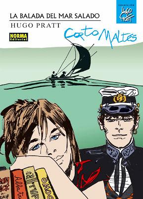 Corto Maltes La balada del mar salado Coleccion Hugo Pratt nº 7