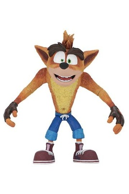 Crash Bandicoot Figura Crash Bandicoot 14 cm