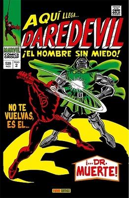 DAREDEVIL 2 ¡LA PRISION VIVIENTE! (MARVEL GOLD)