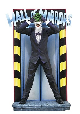 DC Comic Gallery Diorama Joker The Killing Joke 25 cm