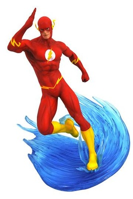 DC Comic Gallery Estatua The Flash 23 cm