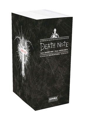 DEATH NOTE. EDICIÓN INTEGRAL