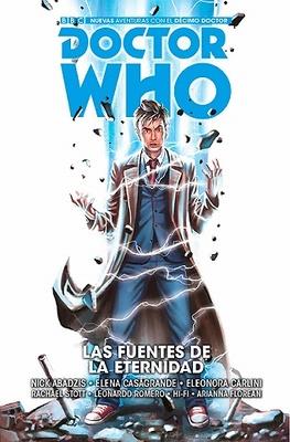 DOCTOR WHO LAS FUENTES DE LA ETERNIDAD