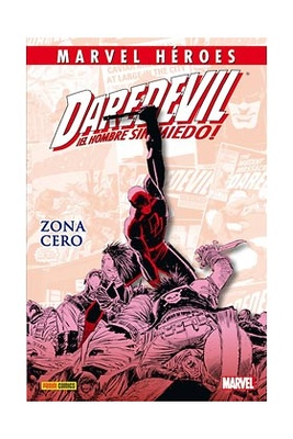 Daredevil Zona cero Marvel Heroes nº 50