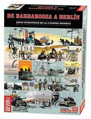 De Barbarossa a Berlin: Segunda Guerra Mundial