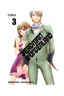 Deadman wonderland nº 3