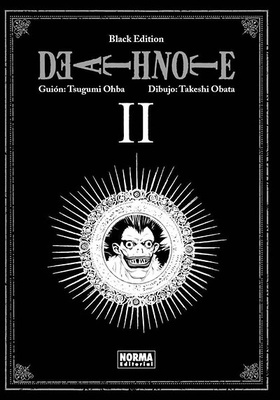 Death Note Black Edition nº 2