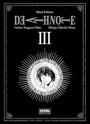 Death Note Black Edition nº 3