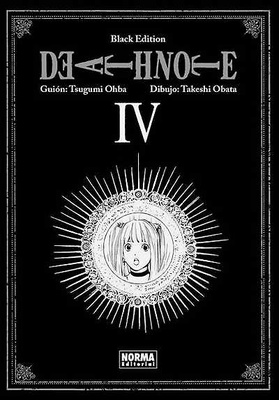 Death Note Black Edition nº 4