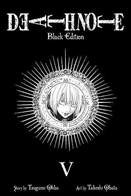Death Note Black Edition nº 5