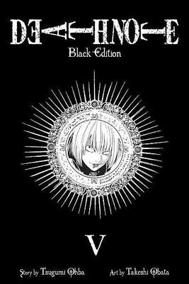 Death Note Black Edition nº 5