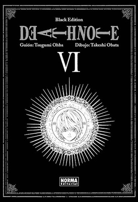 Death Note Black Edition nº 6