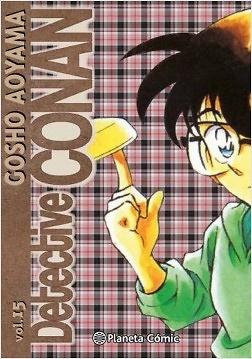 Detective Conan Nueva Edición nº 15