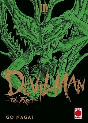 Devilman: The First   3
