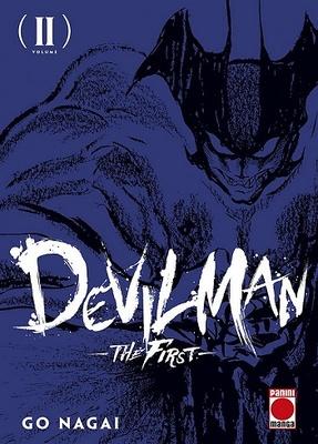 Devilman The First   2