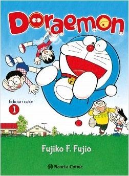 Doraemon Color nº 1 / 6