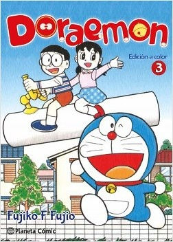 Doraemon Color nº 3