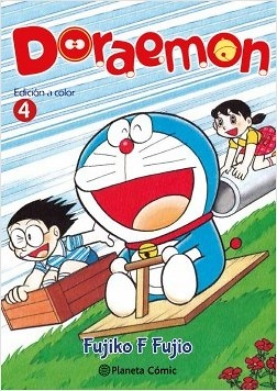 Doraemon Color nº 4
