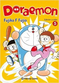 Doraemon Color nº 5 / 6