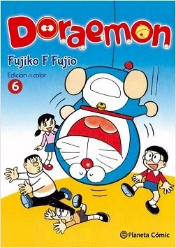 Doraemon Color nº 6