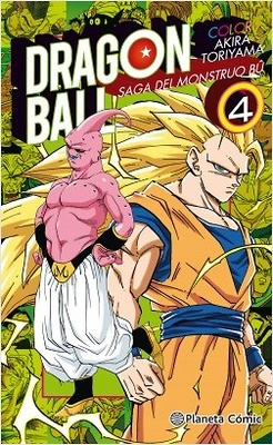 Dragon Ball Color Bu nº 4 / 6