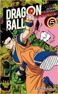 Dragon Ball Color Bu nº 5 / 6